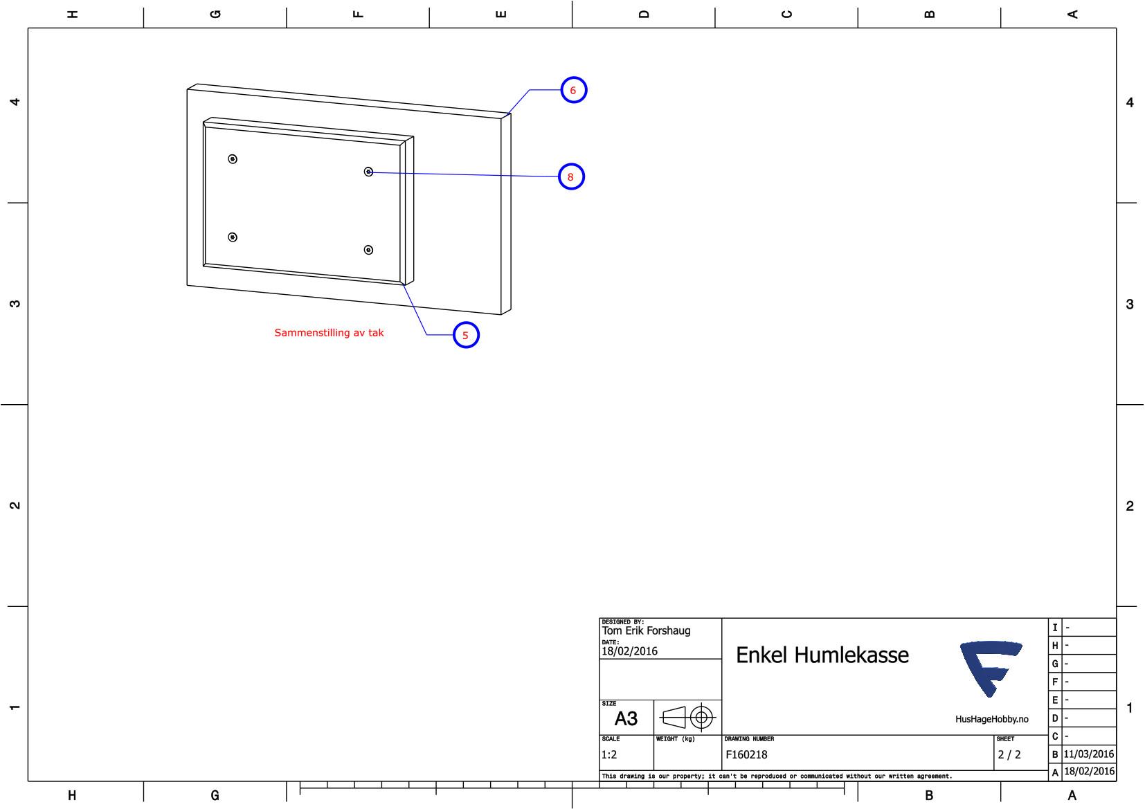 F16021801 - Enkel humlekasse 2