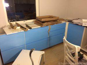 Kjøkken innredning