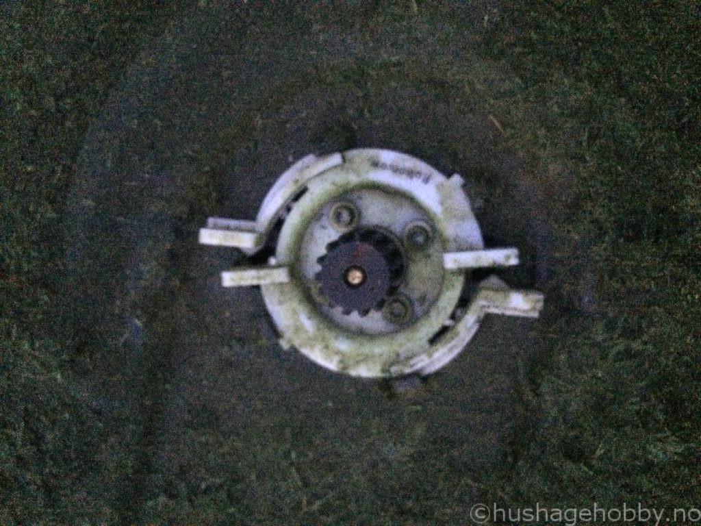 Robomow motor 5