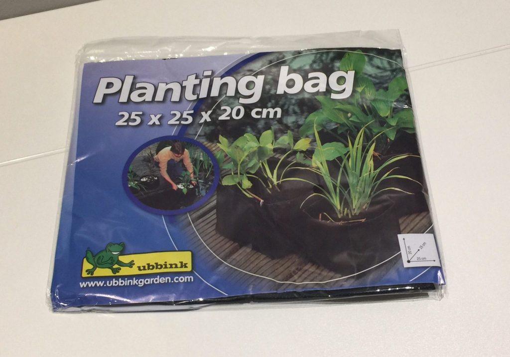 Plantebag 25x25x20 innpakket